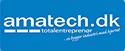 Amatech A/S Logo